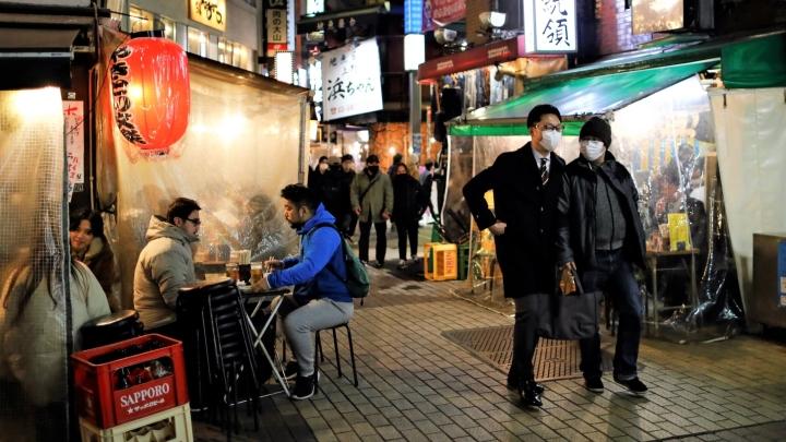مورد COVID-19 ، ژاپن در توکیو وضعیت اضطراری اعلام کرد - 1