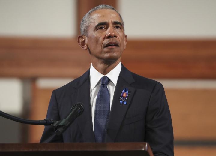 باراک اوباما: تاریخ شورش تحریک شده توسط رئیس جمهور فعلی را به یاد خواهد آورد - 1