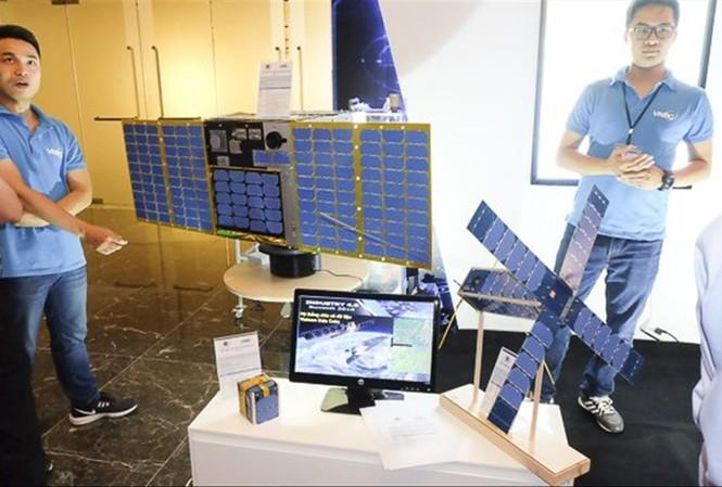 Vệ tinh Việt được Nhật chọn đưa vào vũ trụ - 1