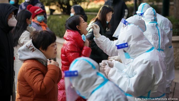 چین 19 میلیون نفر را قبل از سال نو میلادی به دلیل COVID-19-1 مسدود کرد