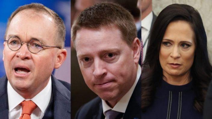 یک سری از مقامات دولت ترامپ پس از شورش در ساختمان کنگره آمریکا استعفا می دهند - 1