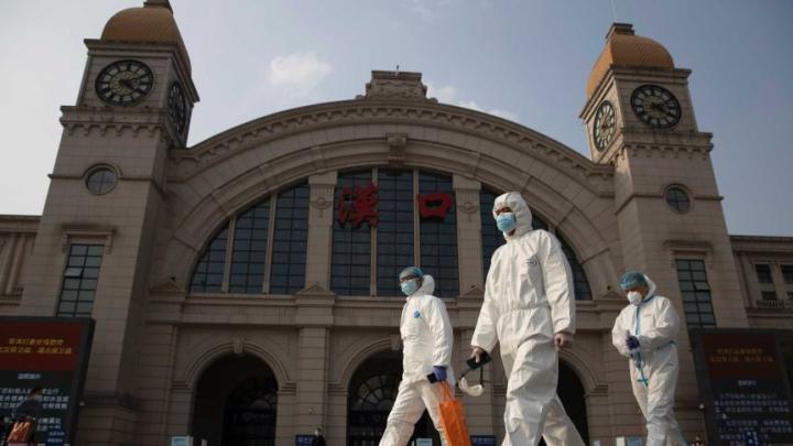 چین متهم به جلوگیری از تحقیق در مورد منشا COVID-19 از یک متخصص WHO است؟  - اولین
