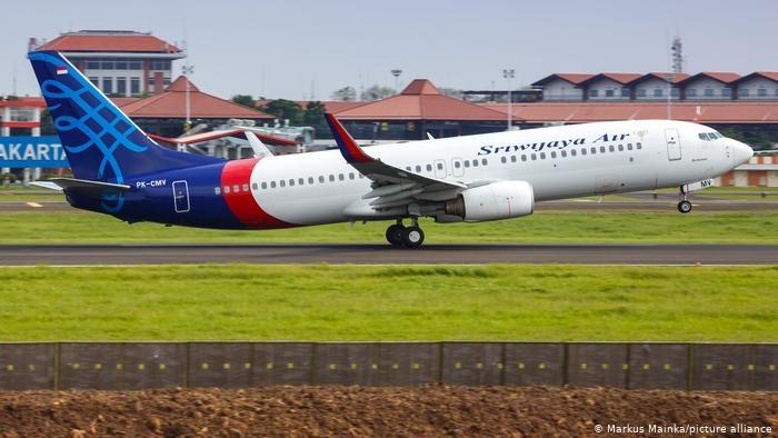 هواپیمای اندونزی ناگهان ارتباط خود را قطع کرد - 1