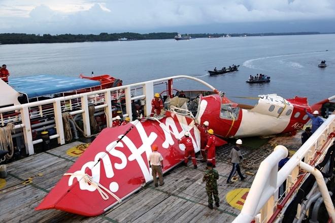 بوئینگ 737 دیگر در اندونزی سقوط کرد - 2
