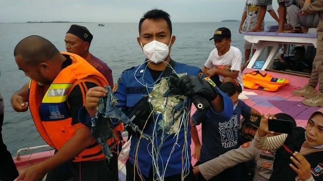 لاشه هواپیمای اندونزی حامل 62 نفر مفقود شده - 2
