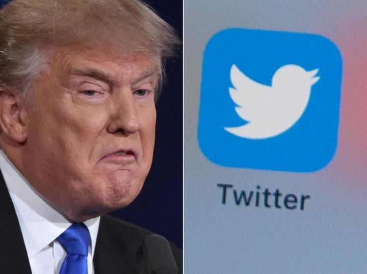 توییتر بالاخره حساب آقای ترامپ را قفل کرد - 1