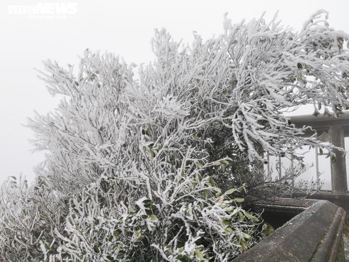 Trong danh sách các địa điểm có thể có tuyết rơi, Mẫu Sơn luôn được nhớ đến đầu tiên.