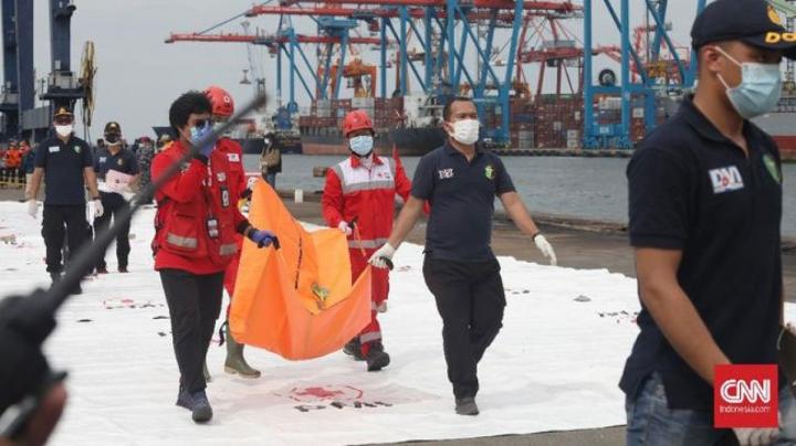 سایر اعضای بدن قربانیان سقوط هواپیمای اندونزی پیدا شد - 1