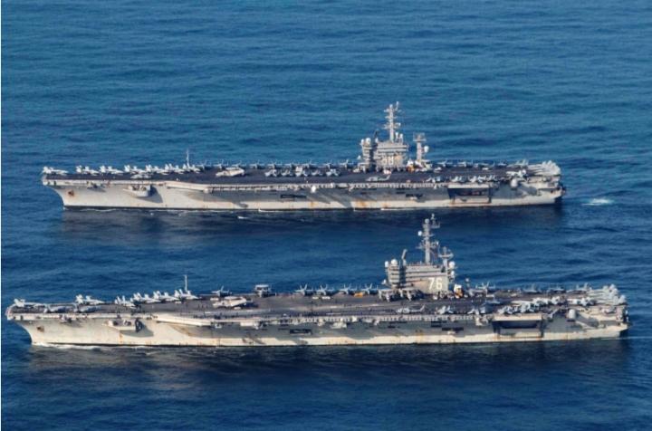 آیا ایالات متحده در پاسخ به چین در دریای چین جنوبی نیروهای دریایی را ادغام خواهد کرد؟  - اولین