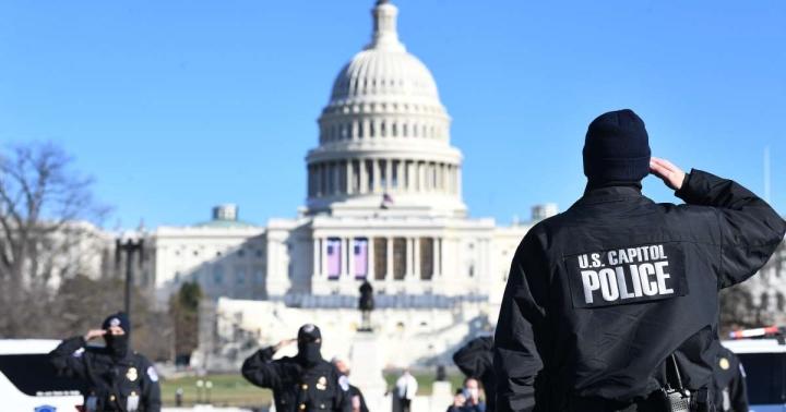 پلیس ایالات متحده در پی شورش های کپیتول هیل خودکشی کرد