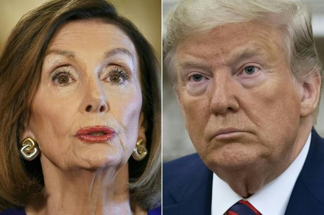 مجلس نمایندگان آمریکا بند استیضاح ترامپ را اعلام کرد - 1