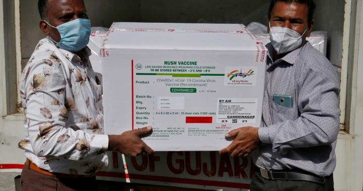 هند در حال آماده سازی بزرگترین تزریق واکسن COVID-19-1 در جهان است