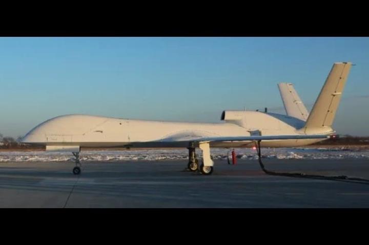 چین در حال آزمایش پهپاد ضربتی دوربرد WR-700-1 است