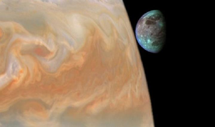 Phát hiện tín hiệu bất thường như Wifi từ Mặt trăng lớn nhất của sao Mộc - 1