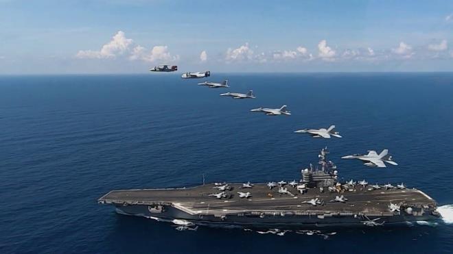 ایالات متحده استراتژی دریایی جدیدی را آغاز کرده است ، ویتنام چه گفت؟  - اولین