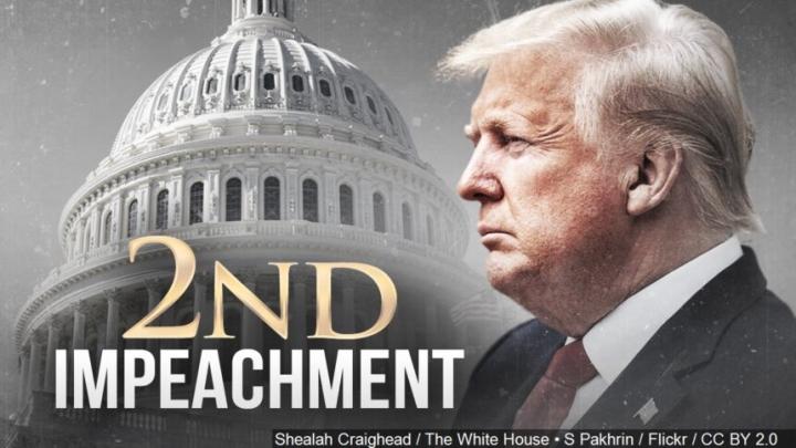 آقای ترامپ تحت تأثیر مجلس نمایندگان ایالات متحده قرار گرفت - 1