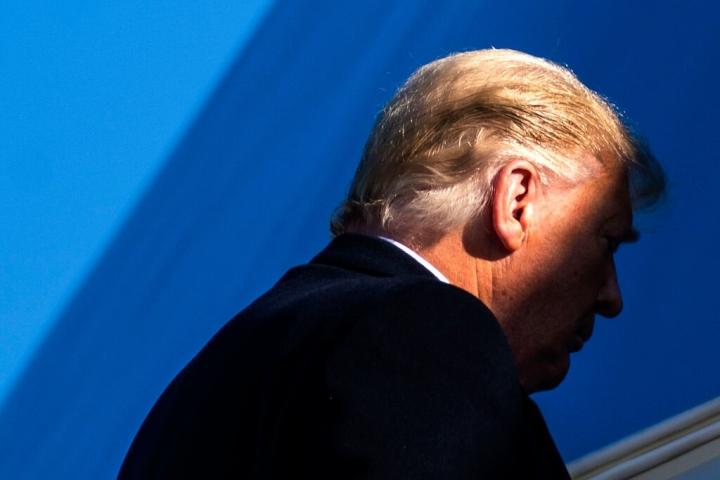 استیضاح ترامپ برای جلوگیری از کاندیداتوری وی برای انتخاب مجدد؟  - اولین