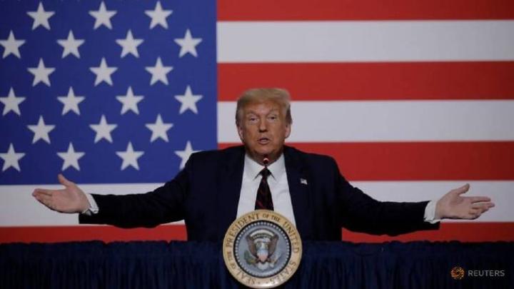 ترامپ تحریم های آمریکا برای سرمایه گذاری در شرکت های چینی را شدیدتر می کند - 1