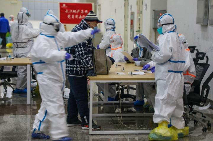تیم تحقیق COVID-19 در چین با چه چالش هایی روبرو شد؟  - 2