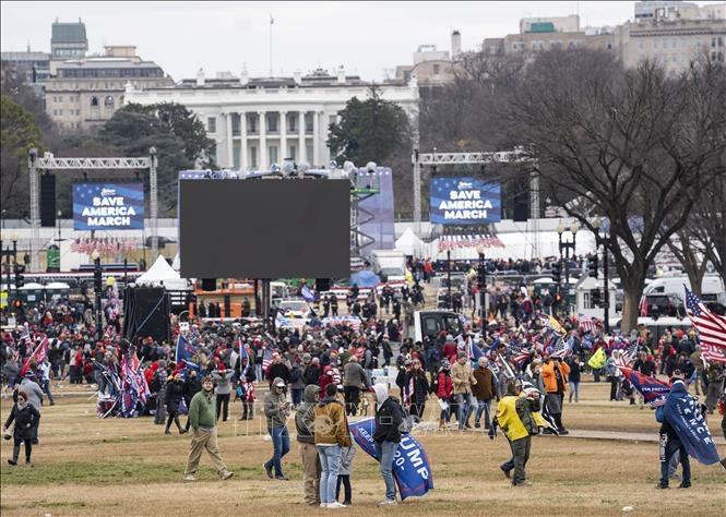 واشنگتن قبل از تحلیف آقای بایدن این مرکز را مسدود کرد - 1