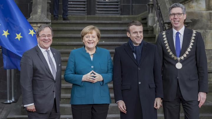 آرمین لاشکت کیست ، که می تواند جانشین نخست وزیر آلمان آنگلا مرکل شود؟  - 3