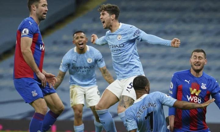Đua vô địch Ngoại hạng Anh: Man Utd đuối sức trước Man City - 3