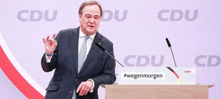 مخالف رئیس جدید حزب HDZ در رقابت برای رهبری آلمان - 1
