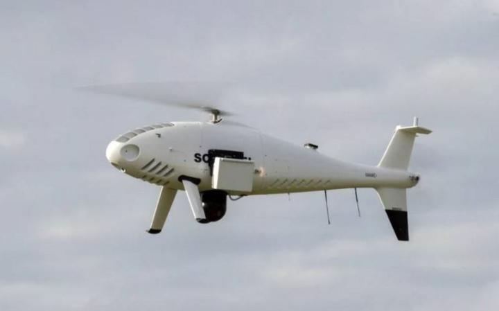 ایالات متحده در حال ساخت هواپیماهای بدون سرنشین ویژه است که مهمات را در جبهه های جنگ بارگیری می کنند - 1