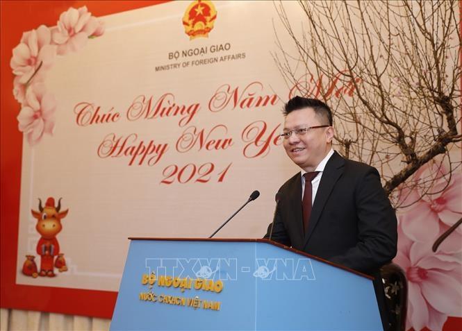 احترام به آژانس های مطبوعاتی به علت دیپلماسی ویتنام - 3