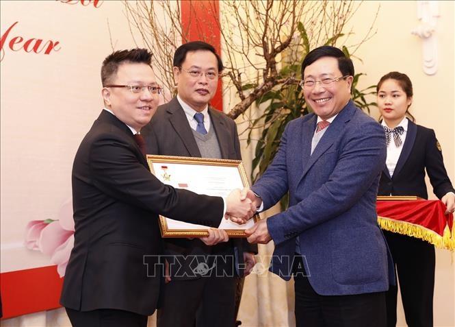 احترام به آژانس های مطبوعاتی به دلیل دیپلماسی ویتنام - 2
