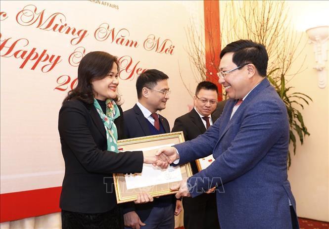 احترام به آژانس های مطبوعاتی به دلیل دیپلماسی ویتنام - 4