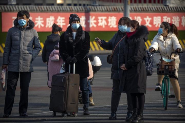 مورد جدید شیوع COVID-19 ، پکن تا حدی مسدود شده است - 1