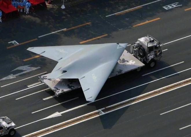 شناسایی یک پهپاد چینی GJ-11 برای حمله سنگین - 1