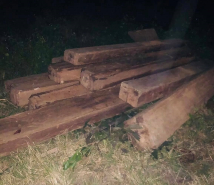 Bắt liên tiếp 2 vụ vận chuyển gỗ trái phép trong đêm ở Đắk Lắk