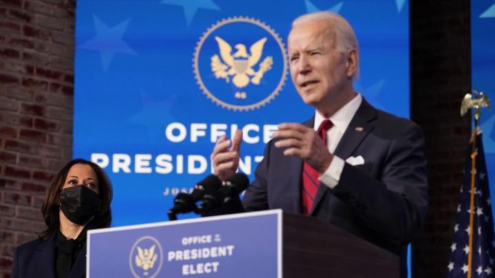آقای جو بایدن رئیس جمهور آمریکا می شود - 1