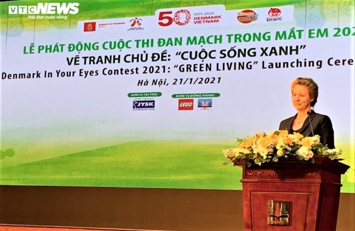 ویتنام - دانمارک همکاری در رشد و تحول اقتصادی سبز را در اولویت قرار می دهد - 1