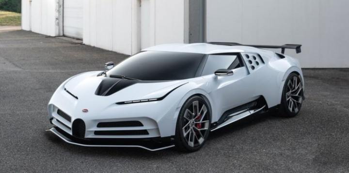 15 ô tô đắt nhất thế giới  - 3