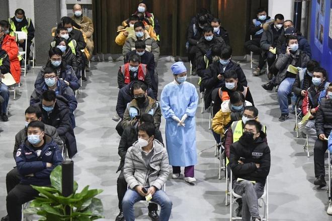 15 میلیون نفر در چین واکسن COVID-19 - 1