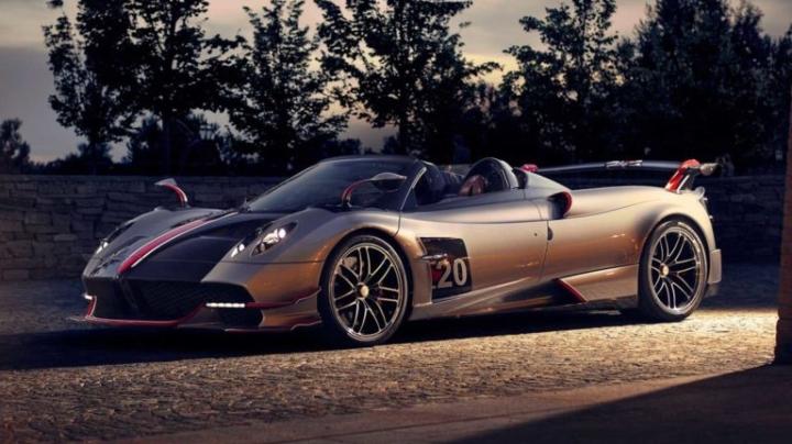 15 ô tô đắt nhất thế giới  - 7