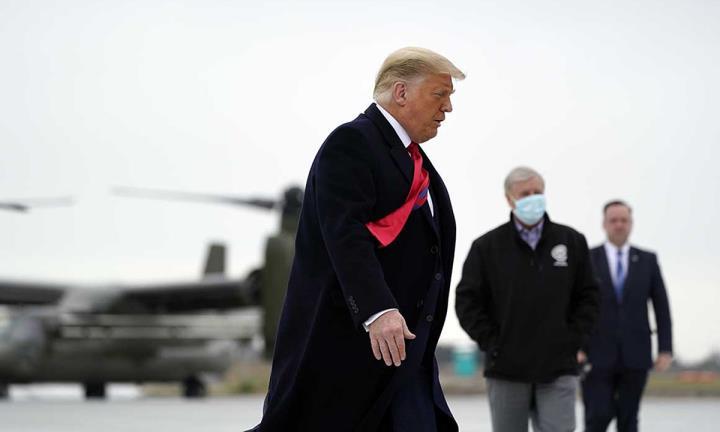 روند استیضاح ترامپ می تواند در فوریه-ژانویه آغاز شود