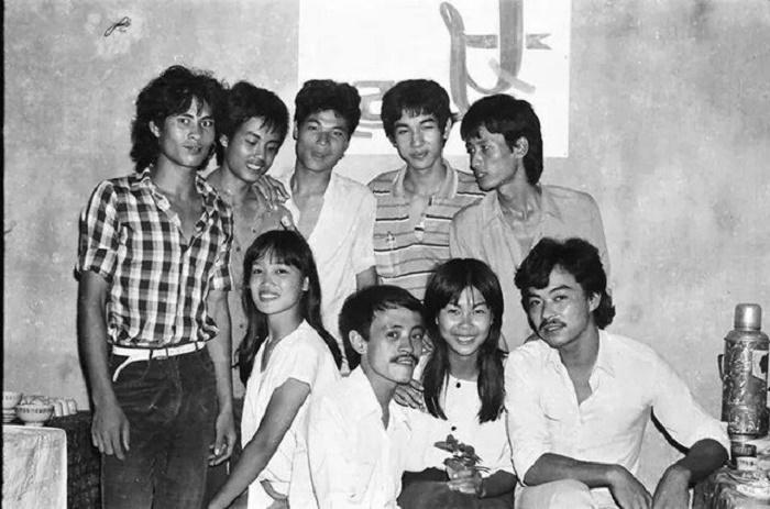 Ảnh thời trẻ của diễn viên Giang Còi - 3