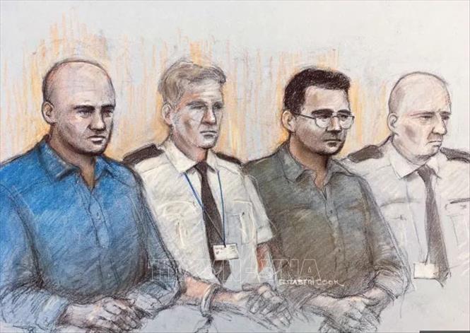 39 جسد در کامیون در انگلیس: دادگاه متهمان را به 78 سال زندان محکوم کرد - 1