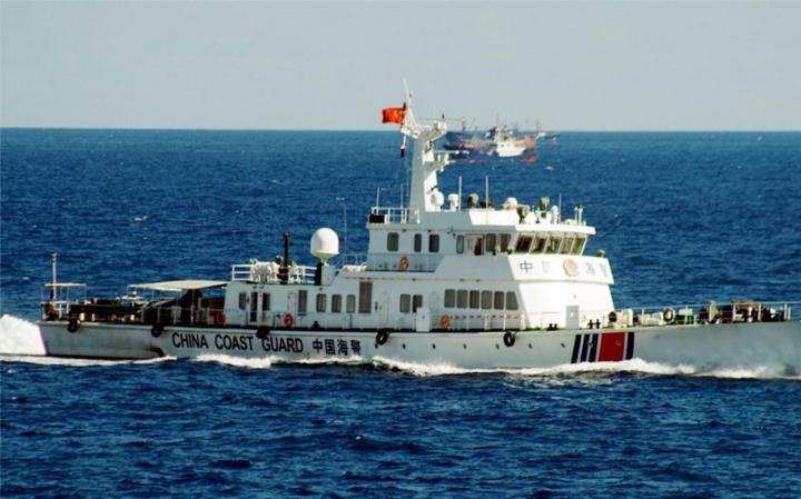 چین به گارد ساحلی خود اجازه می دهد کشتی های خارجی را پرتاب کند - 1