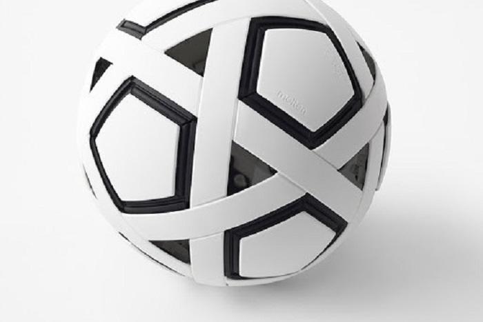Nhật Bản chế tạo quả bóng đá không cần bơm, không bao giờ xì hơi - 8