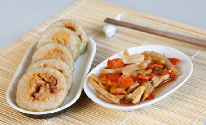 Món ngon chống ngán ngày Tết: Dưa món miền Trung - 2