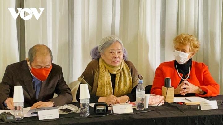 سفر قانونی در پرونده Agent Orange زنان ویتنامی در خارج از کشور در فرانسه - 1