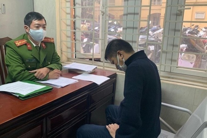 Vì sao tài xế côn đồ đánh gãy răng người trên phố Hà Nội không bị tạm giam? - 1