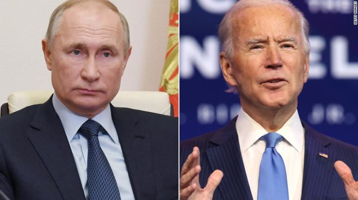 آقای بایدن وقتی برای اولین بار با رئیس جمهور پوتین تماس گرفت ، چه باید گفت؟  - اولین