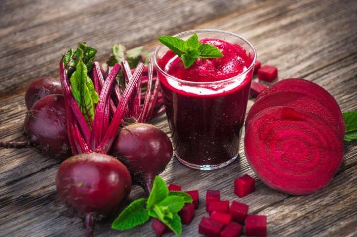 Thực phẩm giúp giải độc, làm sạch cơ thể hiệu quả - 1