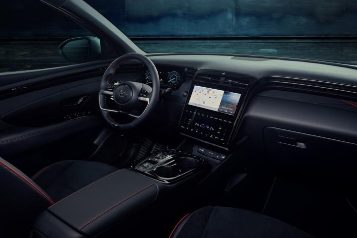 Hyundai Tucson N Line 2022 phiên bản châu Âu đậm chất thể thao - 10